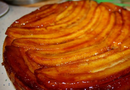 Бананово-карамельный пай — фото 12