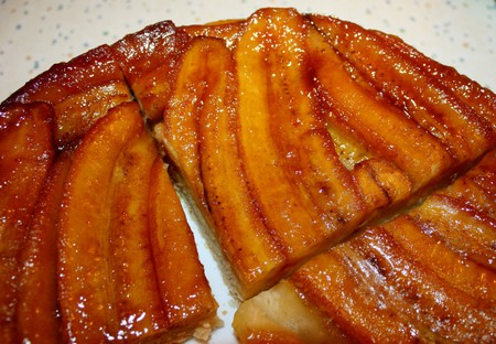 Бананово-карамельный пай — фото 14