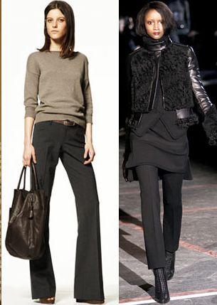 Модные брюки весна-лето 2011 — фото 4