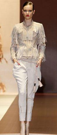 Модные брюки весна-лето 2011 — фото 7