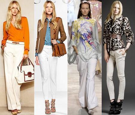 Модные брюки весна-лето 2011 — фото 2