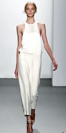 Модные брюки весна-лето 2011 — фото 5