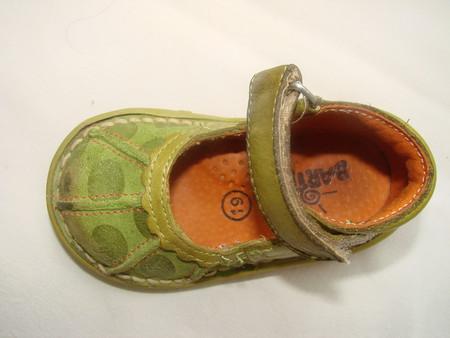 это наши первые туфельки Bartek