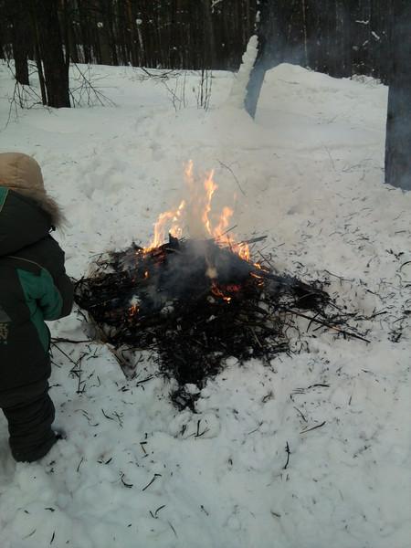 Мы проводили зиму — фото 3