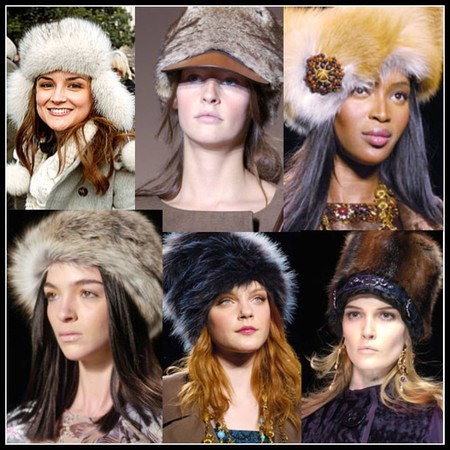 Шапки на зиму: тепло и модно — фото 1