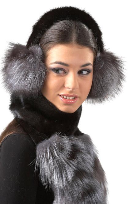 Шапки на зиму: тепло и модно — фото 3