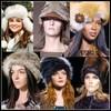 Шапки на зиму: тепло и модно