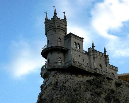 Алупка. Воронцовский дворец — фото 10