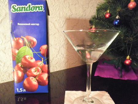 Коктейль из водки с вишневым нектаром — фото 3