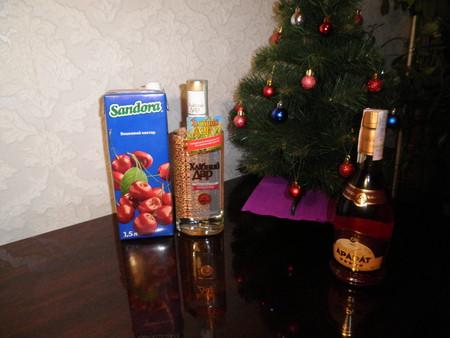Коктейль из водки с вишневым нектаром — фото 2