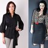 Модные женские блузки 2011 -  какие они?
