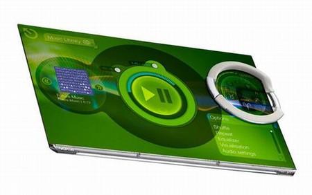 Nokia Morph Concept - мобильный телефон будующего! — фото 5