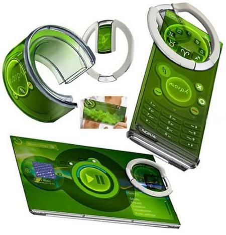 Nokia Morph Concept - мобильный телефон будующего! — фото 8