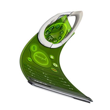 Nokia Morph Concept - мобильный телефон будующего! — фото 2