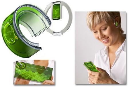 Nokia Morph Concept - мобильный телефон будующего! — фото 7