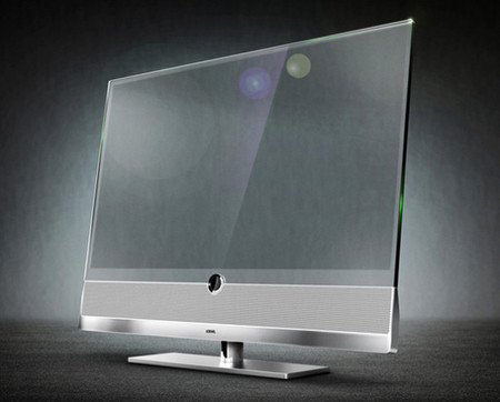 Прозрачный телевизор Loewe Invisio — фото 3
