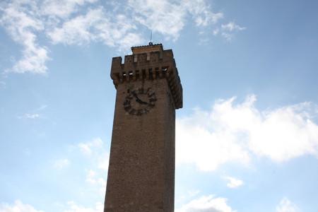 Куэнка. Башня Мангана.