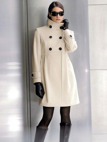 Пальто в стиле Коко Шанель  зимы 2010 — фото 2