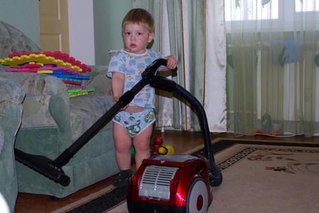 Приучение деток к труду — фото 5