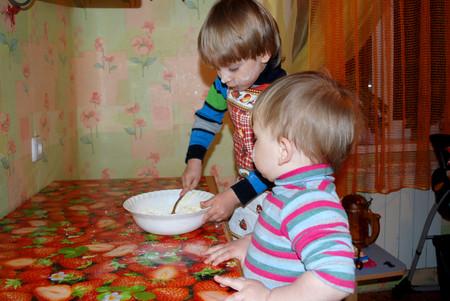 Приучение деток к труду — фото 1