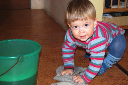 Приучение деток к труду — фото 4