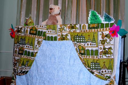 <em>И медведь желает жить в теремке</em>