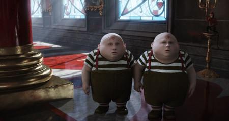 А вот и сами близнецы, один вид которых заставляет улыбнуться