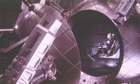 Вот так выглядит готовый вариант чертежей инопланетного корабля