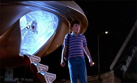Юнный путешественник и его космический корабль