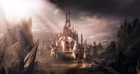 Замок красной королевы