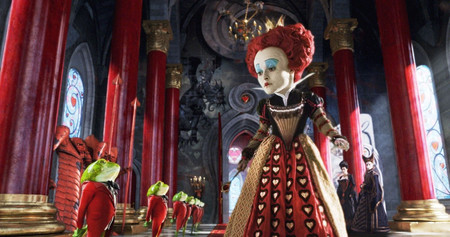 """""""Кровавая"""" королева отдаёт приказ отрубить очередную голову"""