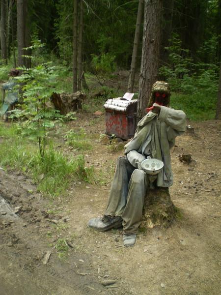 В лесу ничуть не хуже... — фото 11