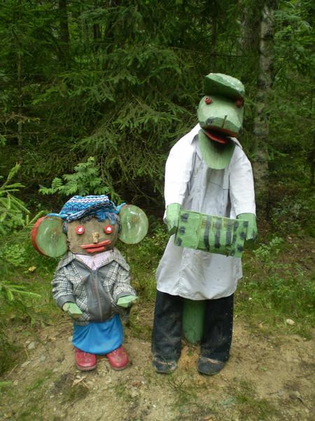 В лесу ничуть не хуже... — фото 5