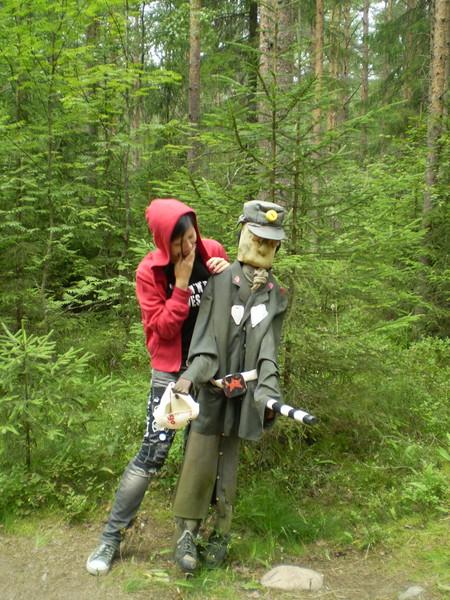 В лесу ничуть не хуже... — фото 1