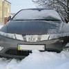 Моя красавица Honda