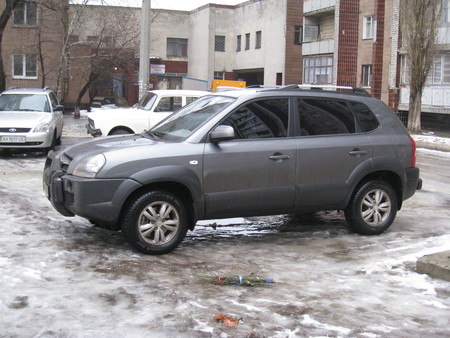 Hyundai Tucson - это семейная машина. — фото 1