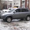 Hyundai Tucson - это семейная машина.