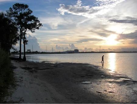 Панама Сити Бич, Флорида — фото 14