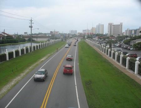 Панама Сити Бич, Флорида — фото 3
