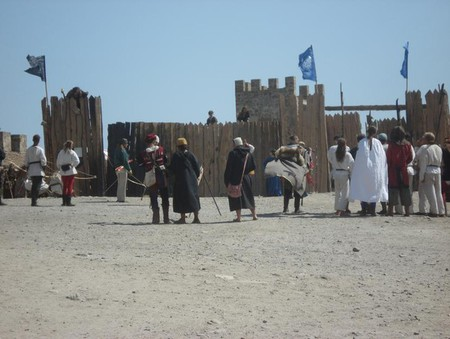 Средневековая Италия в Судаке. Генуэзская крепость. — фото 5
