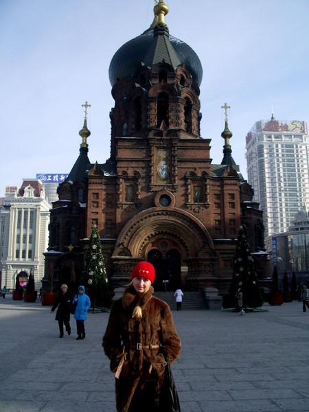 Нет, это не Россия! Это Софийская площадь в Харбине.
