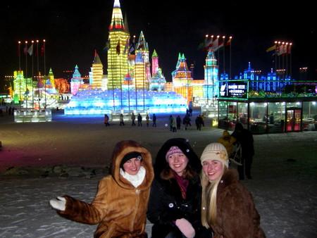 Зимний Харбин — фото 1