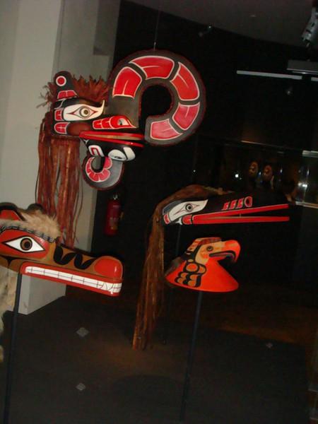 Индейские маски
