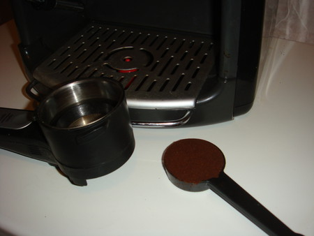 Мерная ложка (кофе на 1 чашку)