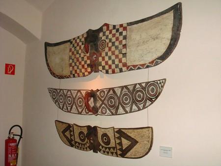 Ритуальные предметы индейцев