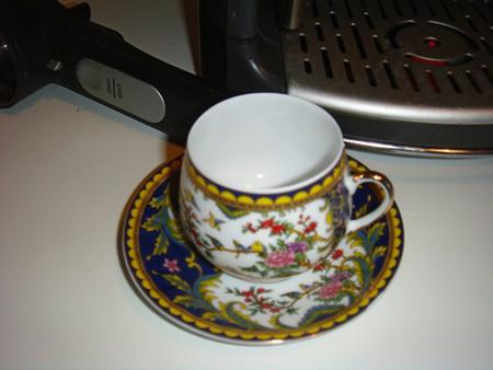 Чашка нужного размера