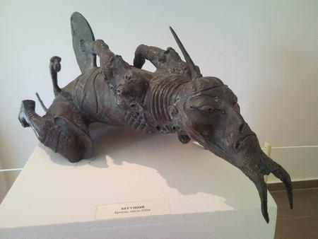 Выставка Даши Намдакова - восточного Дали наших дней в Эрмитаже — фото 5