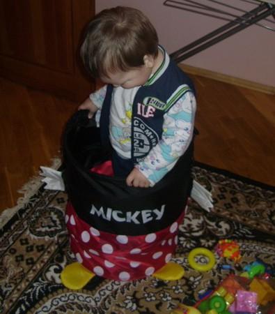 Капризный ребенок . Что делать? — фото 1