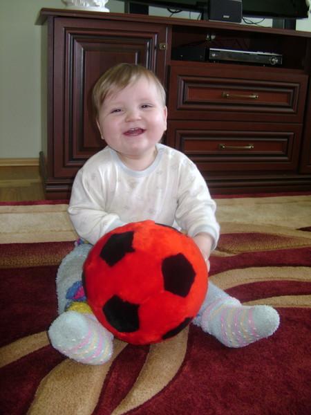 А мы играем с мячом! — фото 2