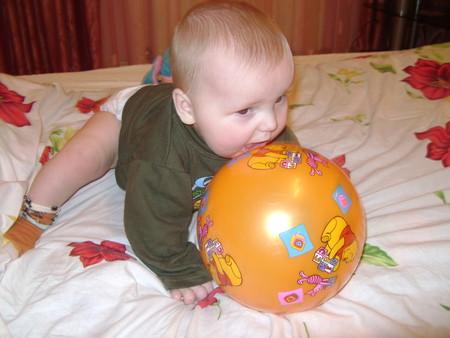 А мы играем с мячом! — фото 1